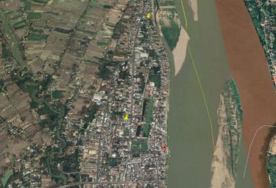 ที่ดิน 750000 นครพนม เมืองนครพนม ในเมือง
