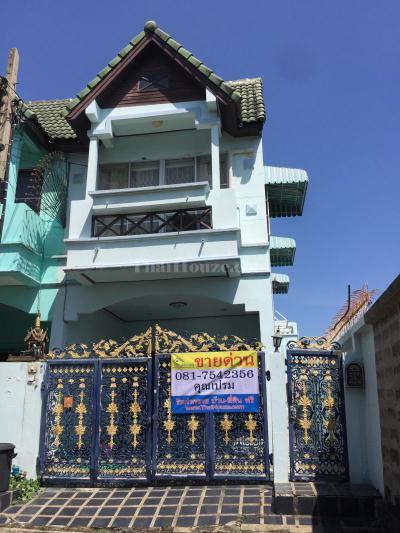 ทาวน์เฮาส์ 2390000 กรุงเทพมหานคร เขตดอนเมือง
