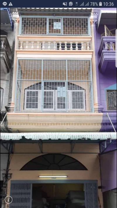 อาคารพาณิชย์ 4700000 นนทบุรี บางใหญ่ เสาธงหิน