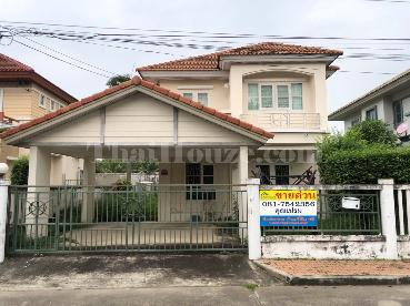บ้านเดี่ยว 3250000 กรุงเทพมหานคร เขตดอนเมือง สีกัน