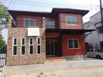 บ้านเดี่ยว 2990000 ปทุมธานี ธัญบุรี บึงยี่โถ