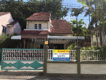 บ้านเดี่ยวสองชั้น 4300000 กรุงเทพมหานคร เขตดอนเมือง สีกัน