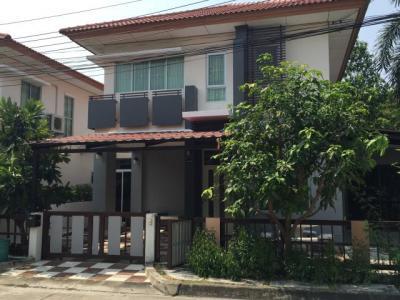 บ้านแฝด 15000 กรุงเทพมหานคร เขตคลองสามวา สามวาตะวันตก