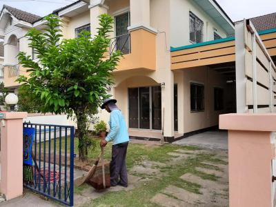 บ้านแฝดสองชั้น 2590000 ชลบุรี เมืองชลบุรี ห้วยกะปิ