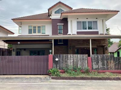 บ้านเดี่ยว 8500000 กรุงเทพมหานคร เขตบางกะปิ คลองจั่น