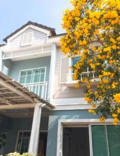 บ้านเดี่ยว 4100000 นนทบุรี ปากเกร็ด บ้านใหม่