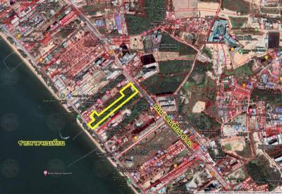 ที่ดิน 150000000 ชลบุรี บางละมุง หนองปรือ