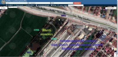 ที่ดิน 73925000 ปทุมธานี เมืองปทุมธานี บ้านฉาง