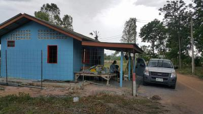 บ้านเดี่ยว 390000 กาญจนบุรี ห้วยกระเจา สระลงเรือ