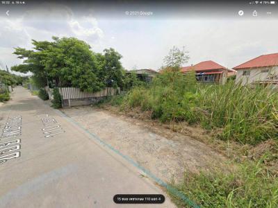 ที่ดิน 1800000 กรุงเทพมหานคร เขตหนองแขม หนองค้างพลู