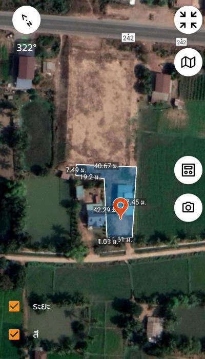 บ้านพร้อมที่ดิน 880000 หนองคาย ท่าบ่อ โพนสา