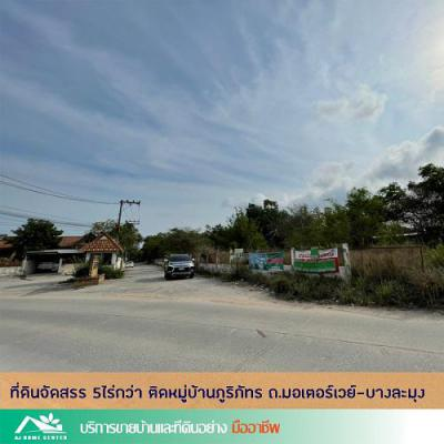ที่ดิน 22578750 ชลบุรี บางละมุง ตะเคียนเตี้ย