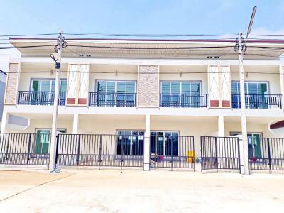 ทาวน์เฮาส์ 1550000 กาญจนบุรี เมืองกาญจนบุรี หนองบัว