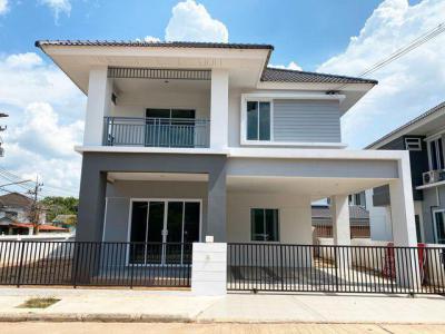 บ้านเดี่ยว 4490000 ขอนแก่น เมืองขอนแก่น บ้านเป็ด
