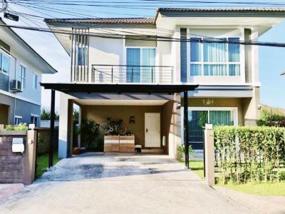 บ้านเดี่ยว 6780000 ปทุมธานี เมืองปทุมธานี บางกะดี