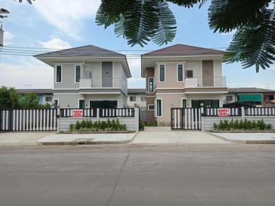 บ้านโครงการใหม่ 4790000 กรุงเทพมหานคร เขตลาดกระบัง ทับยาว