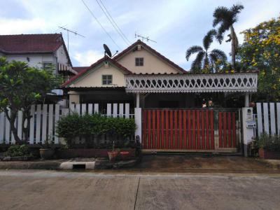 บ้านเดี่ยว 3700000 ปทุมธานี ธัญบุรี บึงยี่โถ