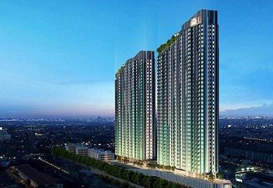 คอนโด 2465000 กรุงเทพมหานคร เขตบางกะปิ หัวหมาก