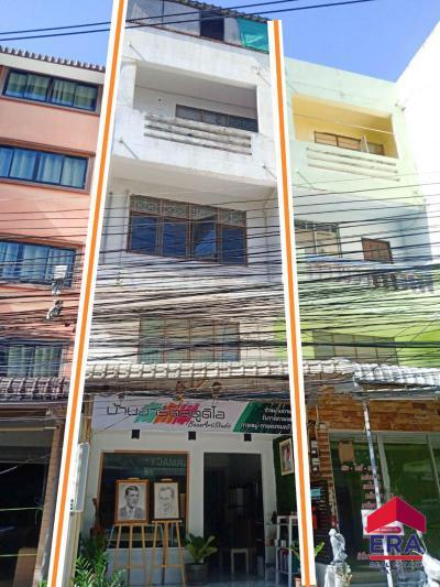 อาคารพาณิชย์ 6500000 ชลบุรี บางละมุง หนองปรือ
