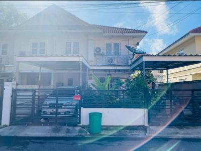 บ้านแฝดสองชั้น 2300000 นนทบุรี บางใหญ่ บางใหญ่