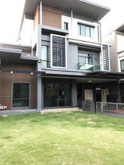 บ้านเดี่ยว 120000 กรุงเทพมหานคร เขตบึงกุ่ม คลองกุ่ม