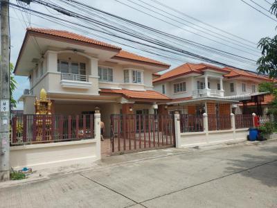 บ้านเดี่ยว 3900000 กรุงเทพมหานคร เขตคลองสามวา สามวาตะวันตก