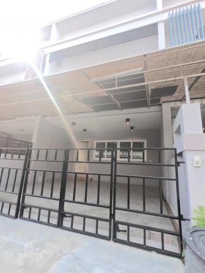 ทาวน์เฮาส์ 3800000 กรุงเทพมหานคร เขตสวนหลวง สวนหลวง