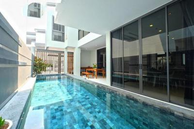 บ้านเดี่ยว 180000 กรุงเทพมหานคร เขตบางกะปิ คลองจั่น