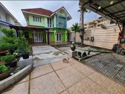 บ้านเดี่ยว 6590000 กรุงเทพมหานคร เขตบางกะปิ หัวหมาก