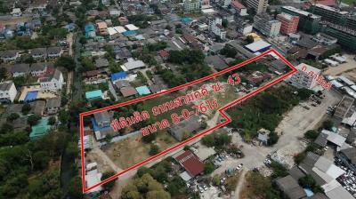 ที่ดิน 262000000 นนทบุรี เมืองนนทบุรี ท่าทราย