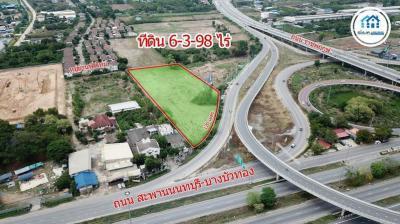 ที่ดิน 112000000 นนทบุรี ปากเกร็ด คลองข่อย