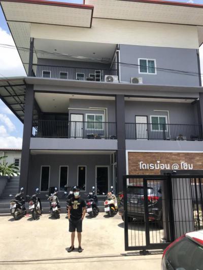 อพาร์ทเม้นท์ 16500000 สระบุรี เมืองสระบุรี ปากเพรียว