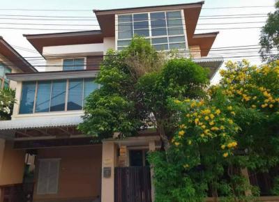 บ้านเดี่ยว 9000000 นนทบุรี บางกรวย มหาสวัสดิ์