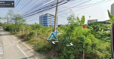 ที่ดิน 79100000 นนทบุรี เมืองนนทบุรี ท่าทราย