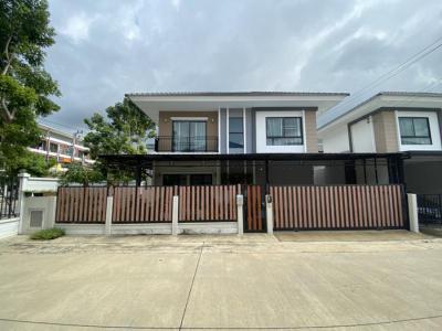 บ้านแฝด 4650000 ปทุมธานี ธัญบุรี ประชาธิปัตย์