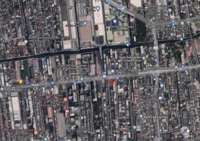 อาคารพาณิชย์ 4500000 กรุงเทพมหานคร เขตบางกะปิ หัวหมาก