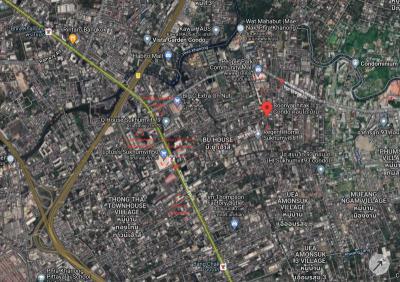 คอนโด 3950000 กรุงเทพมหานคร เขตสวนหลวง สวนหลวง