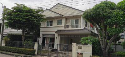 บ้านเดี่ยว 6200000 กรุงเทพมหานคร เขตคันนายาว คันนายาว