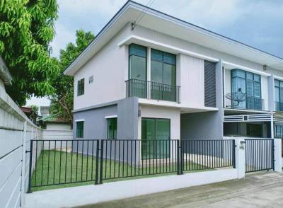 บ้านเดี่ยว 3690000 นนทบุรี ปากเกร็ด บ้านใหม่